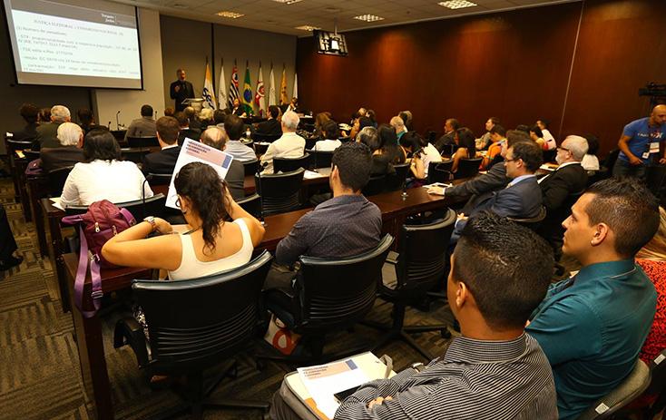Evento aconteceu na Plenária na FecomercioSP - Foto: Fernando Nunes