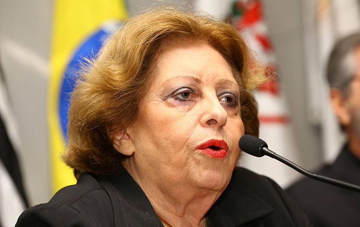 Ivete Senise, diretora da Escola Superior de Advocacia (ESA) - Foto: Fernando Nunes