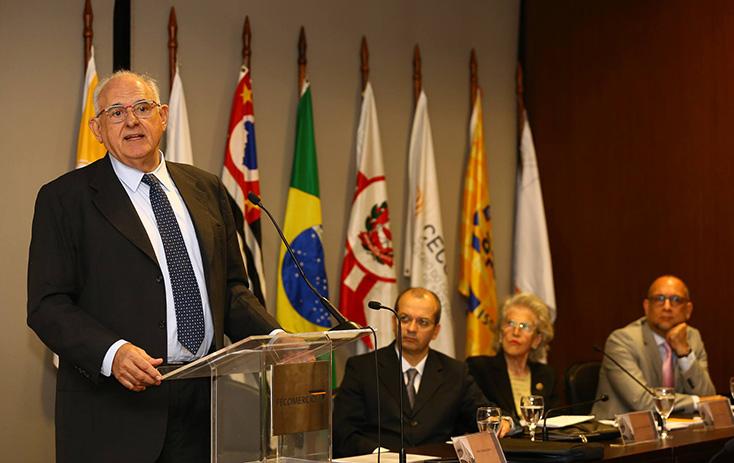 Ex-ministro do STF Nelson Jobim - Foto: Fernando Nunes