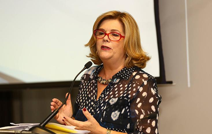 Des. Federal Marli Ferreira, do TRF 3ª Região/TRE-SP) - Foto: Fernando Nunes