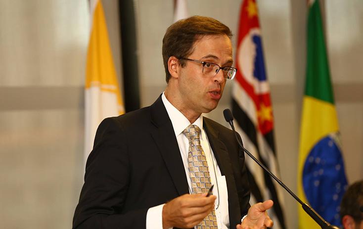 Dr. André de Carvalho Ramos, do MPF/TRE-SP)  - Foto: Fernando Nunes