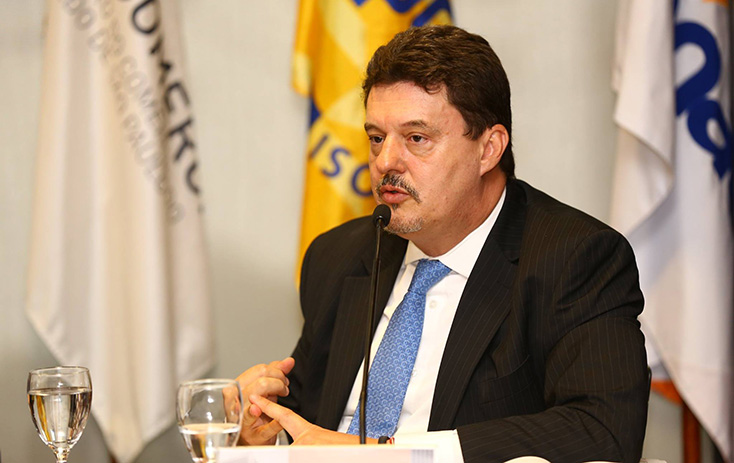 Juiz Estadual Marco Antonio Martin Vargas - Foto: Fernando Nunes
