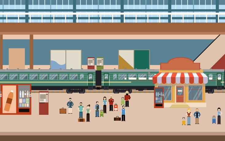 Comércios em estações de metrô de SP terão regulamentação específica
