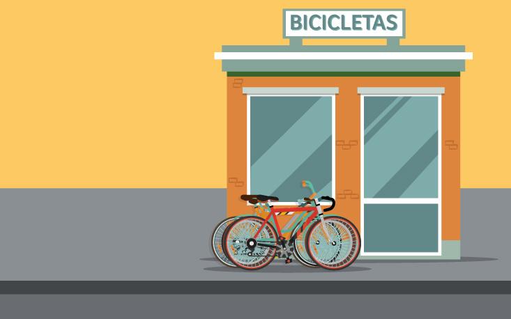 A hora e a vez de lucrar com as bicicletas