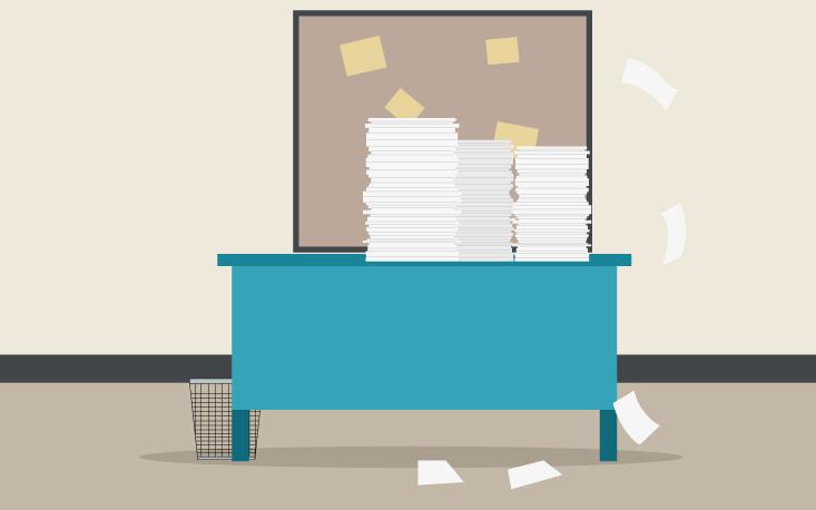 Saiba por quanto tempo guardar os documentos da empresa
