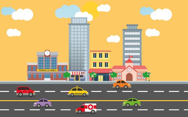 Cidade poderá ganhar construções maiores próximas a terminais de transporte