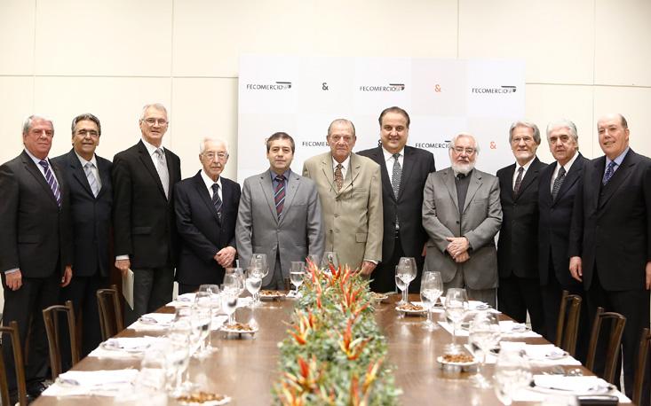 FecomercioSP recebe ministro do Trabalho e estabelece canal de parceria para renovação trabalhista
