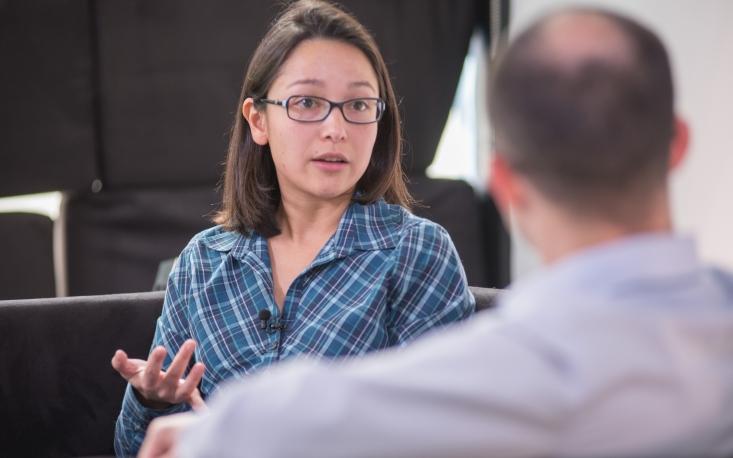 """""""O que mais falta no setor público é gestão"""", diz Joice Toyota"""