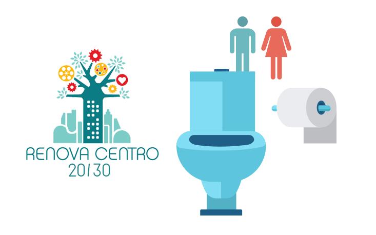 População aponta insuficiência de banheiros públicos no Centro de São Paulo