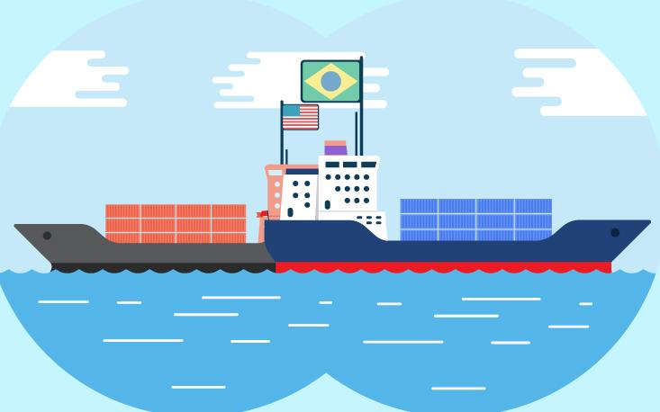 Com Trump, Brasil pode fortalecer comércio com os Estados Unidos
