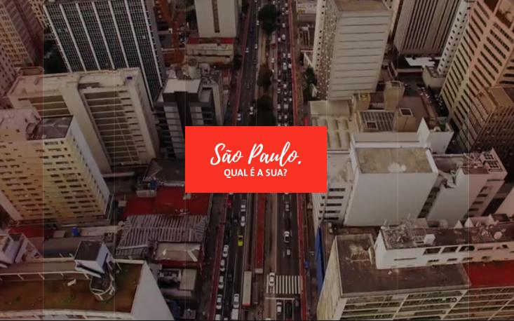 Site especial sobre clusters comerciais de São Paulo traz vídeo exclusivo da Rua da Consolação