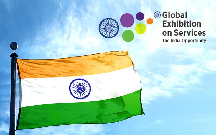 Terceira edição da Global Exhibition on Services será realizada em abril na Índia