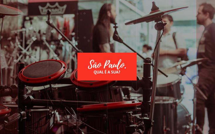 Referência em instrumentos musicais, Rua Teodoro Sampaio é tema de vídeo exclusivo da FecomercioSP