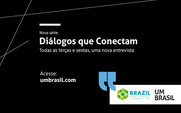 """UM BRASIL discute o País na nova série """"Diálogos que conectam"""""""