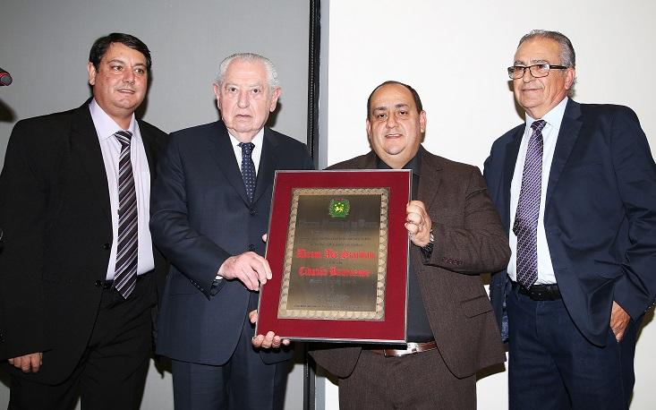 Presidente da FecomercioSP recebe título de Cidadão Bauruense