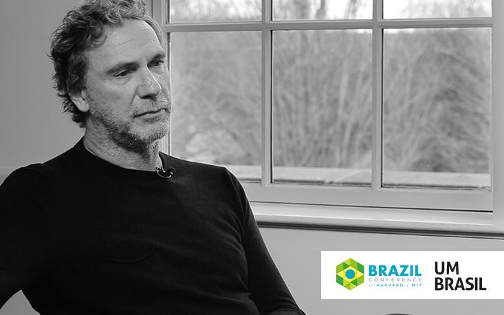 """""""Empresário brasileiro ainda copia muito de fora"""", diz Oskar Metsavaht"""