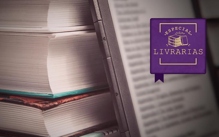 Concorrente on-line exige estratégia do varejo de livros