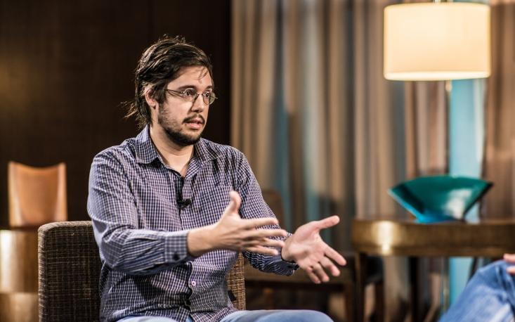 """""""Não é uma cruzada do bem contra o mal. Se você olha a disputa política assim, não existe espaço para a democracia"""", diz Joel Pinheiro da Fonseca"""