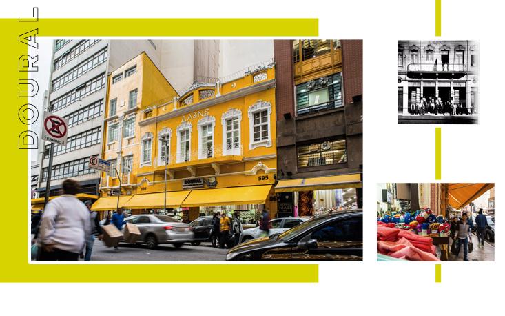 """Lojas Doural: negócio centenário é tema de reportagem da revista """"C&S"""""""