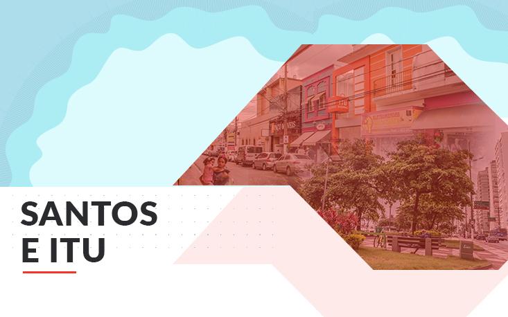 """Santos e Itu são destaques na revista """"C&S"""""""