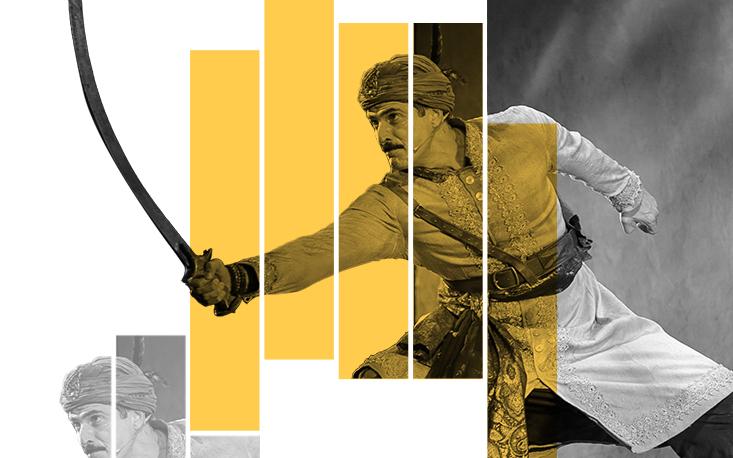 """Com Gianecchini e Tozzi, peça """"Os Guardas do Taj"""" fica em cartaz até 1º de abril no Teatro Raul Cortez"""