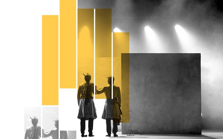 """""""É difícil achar um texto que fale sobre a amizade entre dois homens"""", diz diretor de """"Os Guardas do Taj"""""""