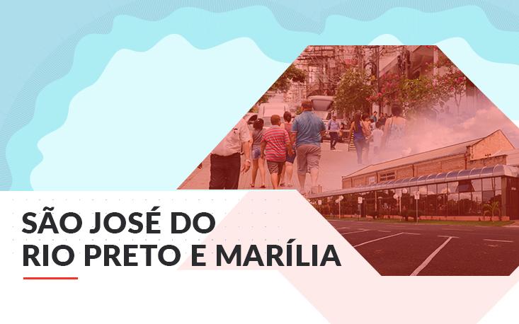 """Marília e São José do Rio Preto são destaques da revista """"C&S"""""""