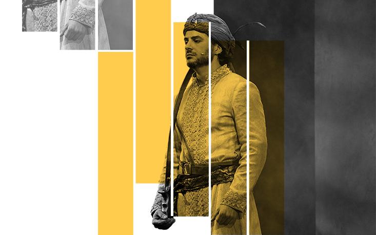 """Em cartaz no Teatro Raul Cortez, peça """"Os Guardas do Taj"""" também foi bem recebida quando passou por Portugal"""