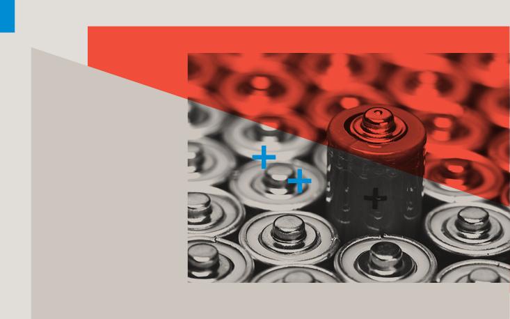 Senac e FecomercioSP recebem mais de 1 tonelada de pilhas e baterias portáteis vencidas ou usadas