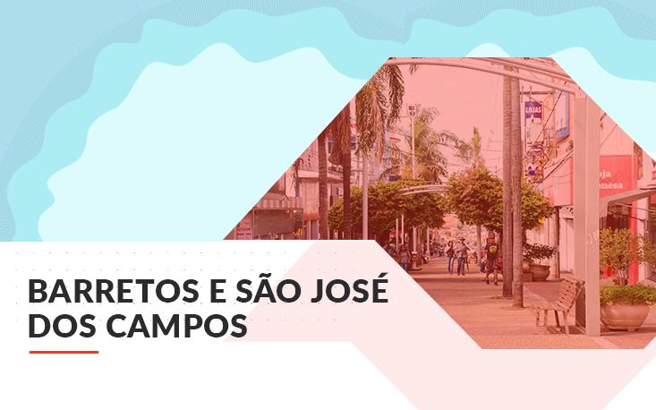 """São José dos Campos e Barretos são destaques na revista """"Comércio & Serviços"""""""