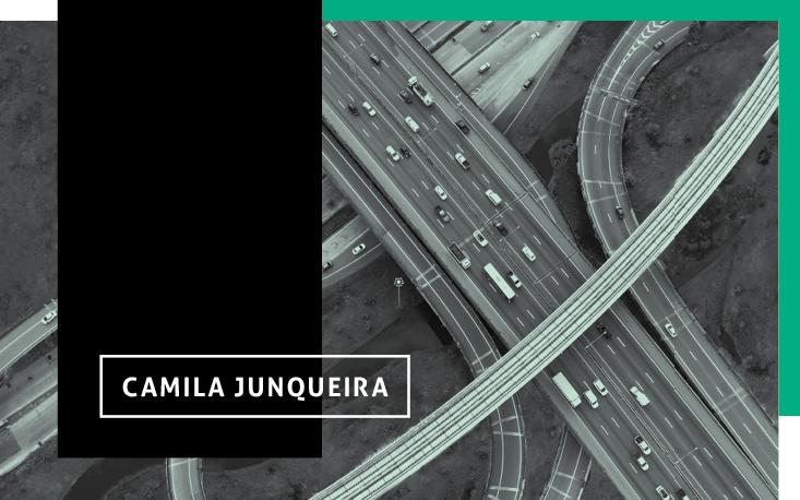 Descongestionar para o País andar, por Camila Junqueira