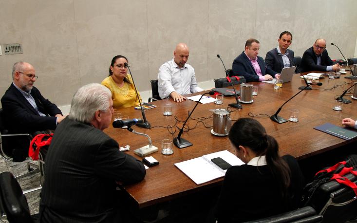 FecomercioSP mostra oportunidades e particularidades do Brasil a empresários poloneses