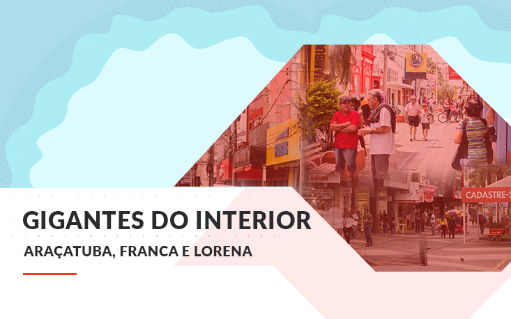 """Lorena, Araçatuba e Franca encerram série especial da revista """"C&S"""""""