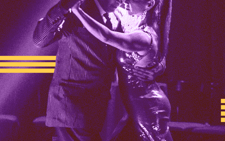 """""""Uma noite de tango"""" tem única apresentação no Teatro Raul Cortez"""