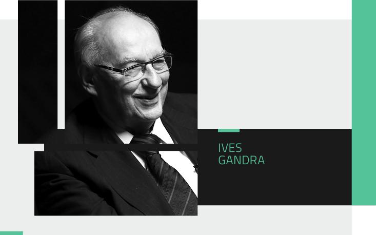 Dignidade sob pressão, Ives Gandra da Silva Martins