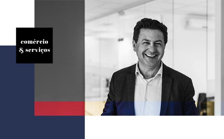 Arione Diniz se orgulha de ser proprietário da única marca de óticas 100% brasileira