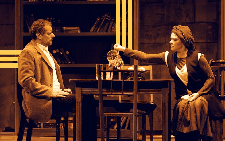 """""""Amor Profano"""" recebe aclamação do público em estreia no Teatro Raul Cortez"""