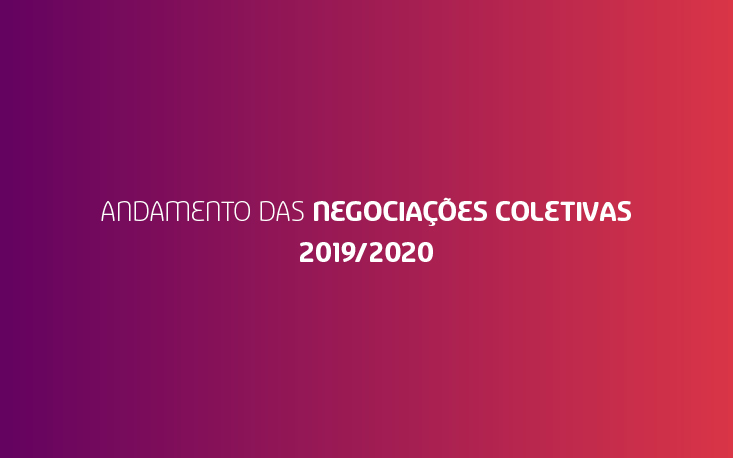 Acompanhe o andamento das Negociações Coletivas 2019-2020