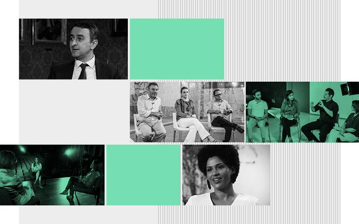 Canal Futura exibe entrevistas e debates realizados pelo UM BRASIL