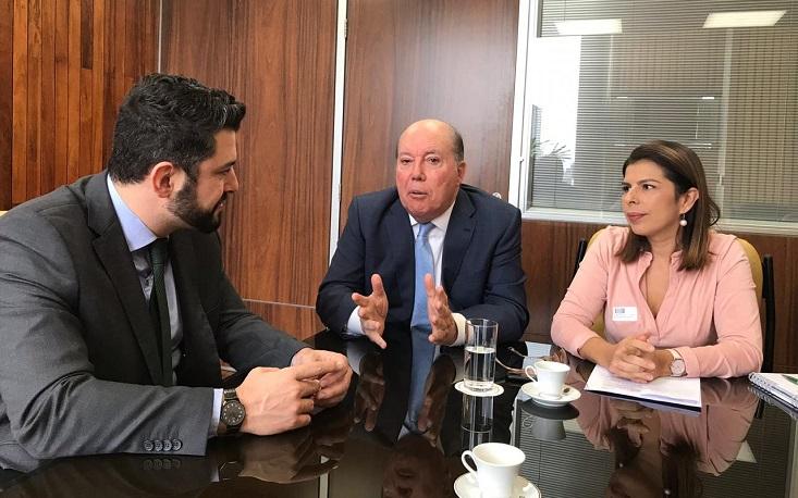 CAT discute Código de Defesa do Contribuinte da capital paulista com presidente da Câmara Municipal