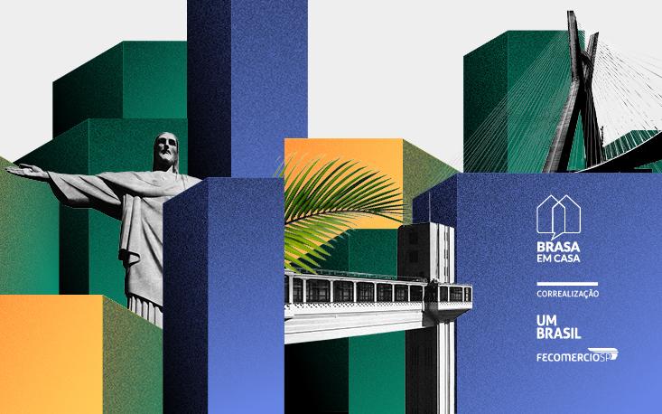 """""""BRASA em Casa"""": evento reúne acadêmicos, empreendedores e políticos para avaliar o momento atual do País"""