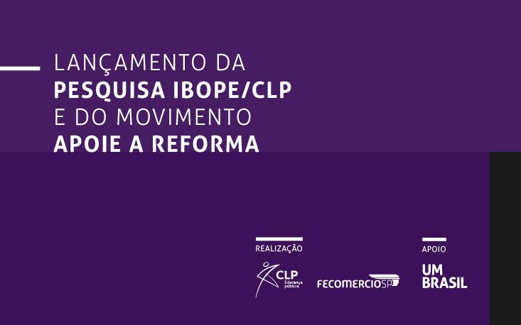 Evento reúne especialistas e autoridades para lançamento de movimento favorável à Reforma da Previdência