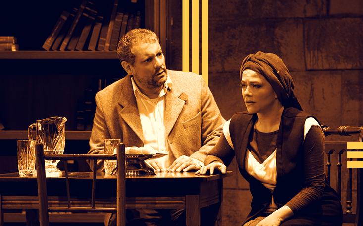 Amor Profano está de volta ao Teatro Raul Cortez