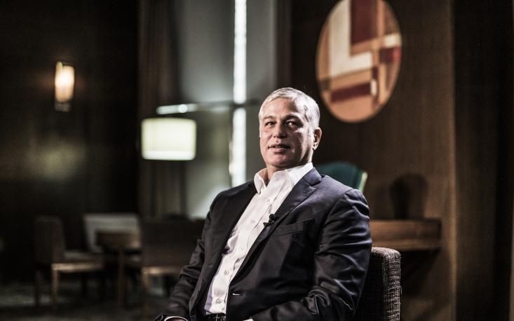 Veia empreendedora é sufocada no Brasil, diz CEO da Votorantim