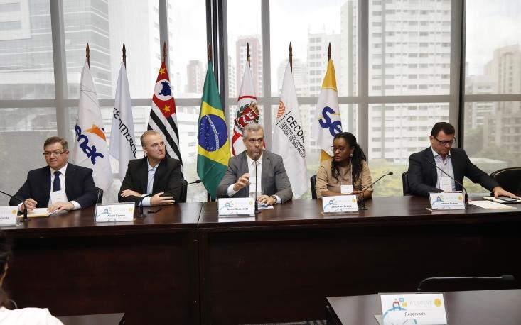 Pequenos empresários paulistas conhecem políticas públicas criadas para melhorar os negócios no Resolve Já
