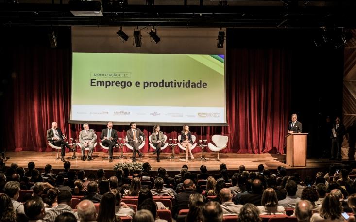 Setor produtivo de São Paulo recebe programa para identificar obstáculos à geração de empregos