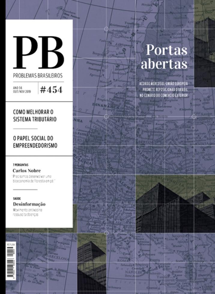 Revista Problemas Brasileiros