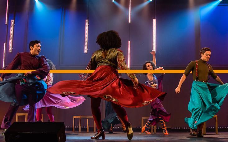 "Último fim de semana de ""Grandes encontros da MPB"" no Teatro Raul Cortez"