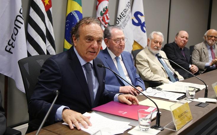 FecomercioSP entrega propostas para melhoria do ambiente de negócios a secretário da Prefeitura de São Paulo