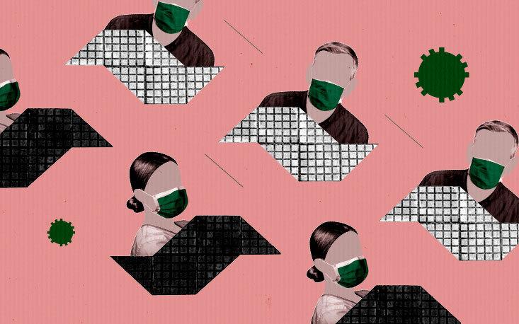 Estabelecimentos paulistas devem garantir que empregados e clientes usem máscaras faciais